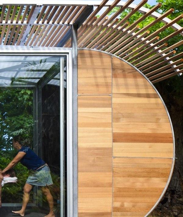 Modular Tiny House the House Arc