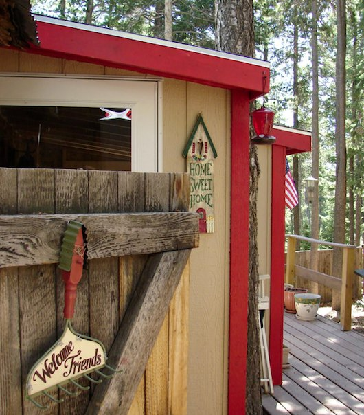 Welcome to Nanci's Tiny Cabin