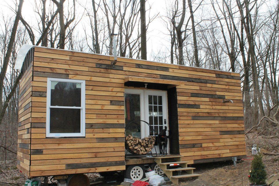 Nate And Jen's House On Wheels: Living Simply And Free In