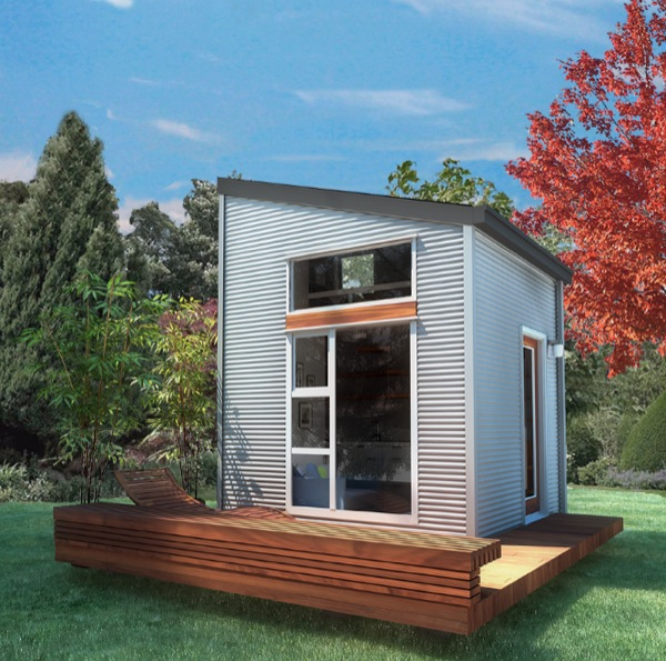 NOMAD Micro House