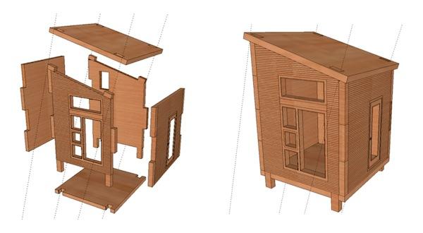 Prefab NOMAD Micro Home