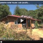 Passive Solar Cob House