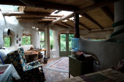 Pat's Original Cob House