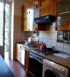 Rachel's Tiny Kitchen in Italy