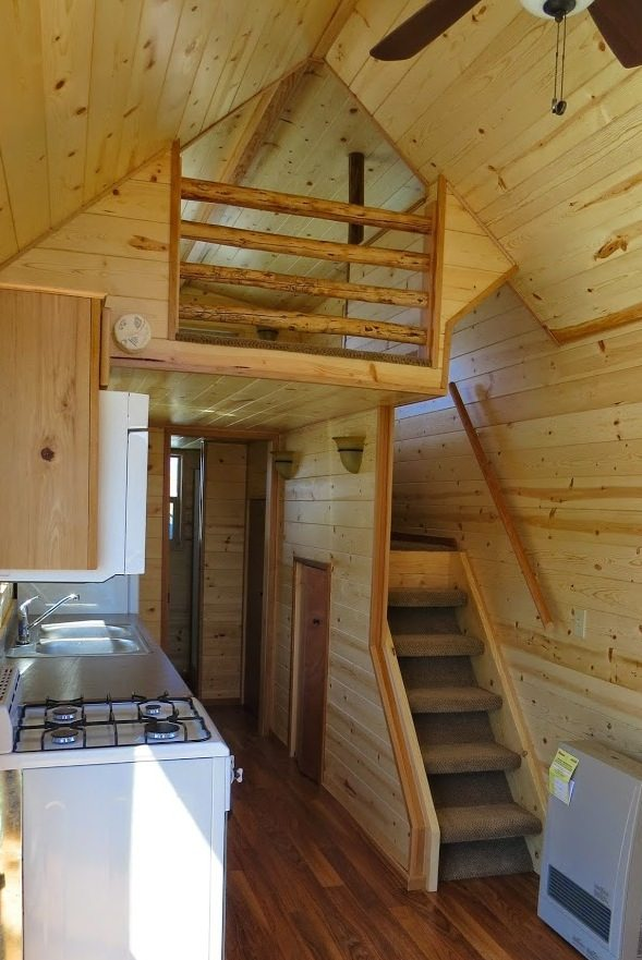 Building Tiny Houses For Resale