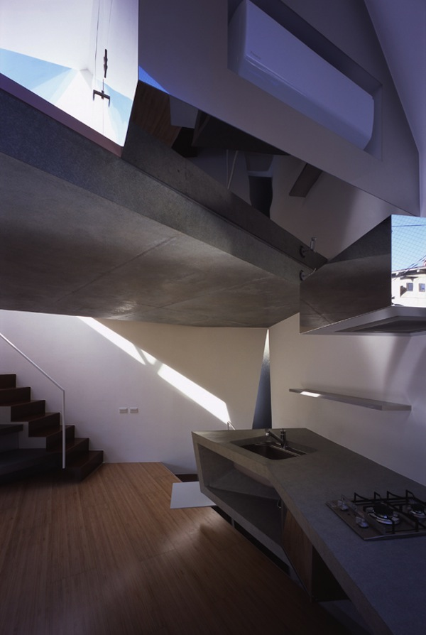 Interior of Modern Small Home
