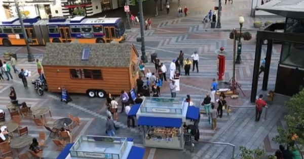 Seattle Tiny Homes in Downtown Seattle
