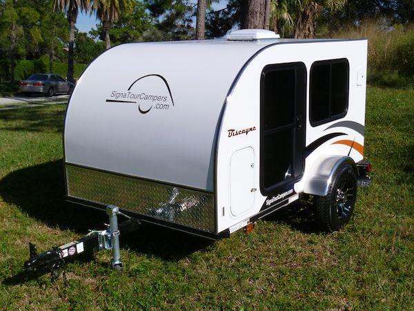 SignaTour Campers Teardrop Trailers