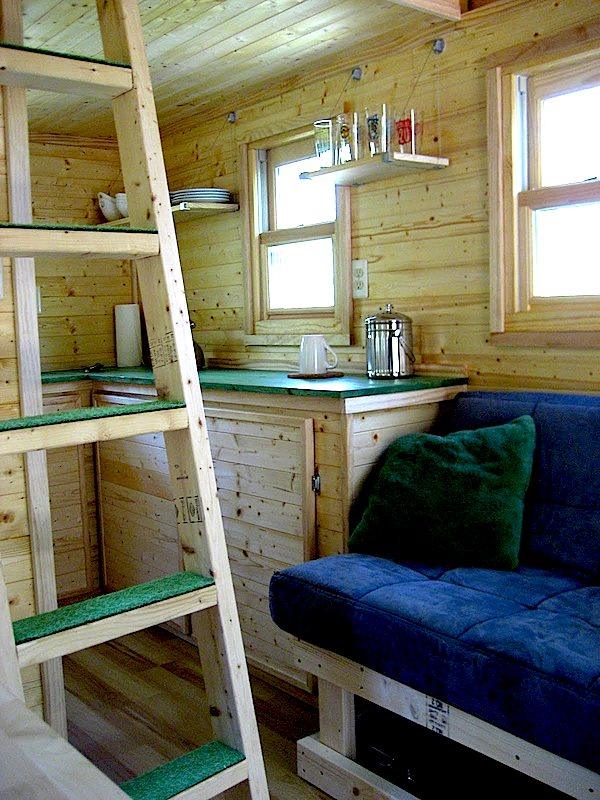 Simple Living Doesn't Always Mean Easy Living, Especially Off Grid