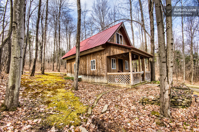 16 Tiny Houses, Cabins And Cottages You Can Rent Or