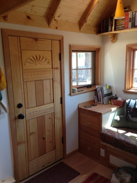Smart Couple Design and Build Their own 170 Sq. Ft. Tiny Home
