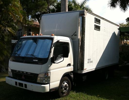 Stealthy Travel Box Truck - Van Dwelling