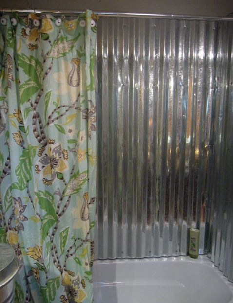 Bathroom in a Tiny House