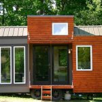 Modern and Rustic Tall Man Tiny House