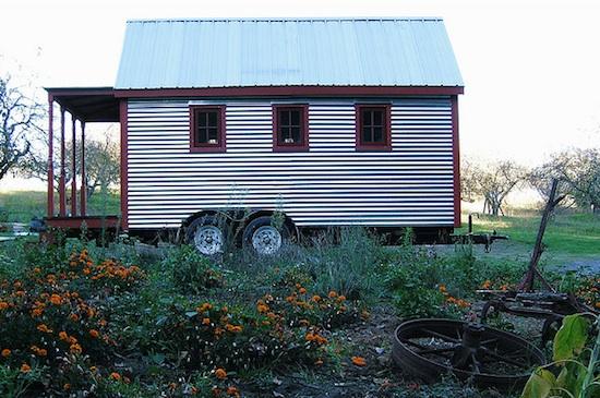 Tumbleweed Tarleton Tiny House Picture