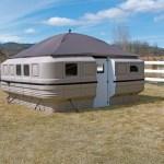Tiny Yurt Alterniative