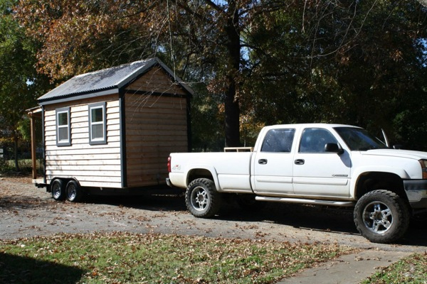 Tennessee Tiny Homes: The Reed Tiny House (1)