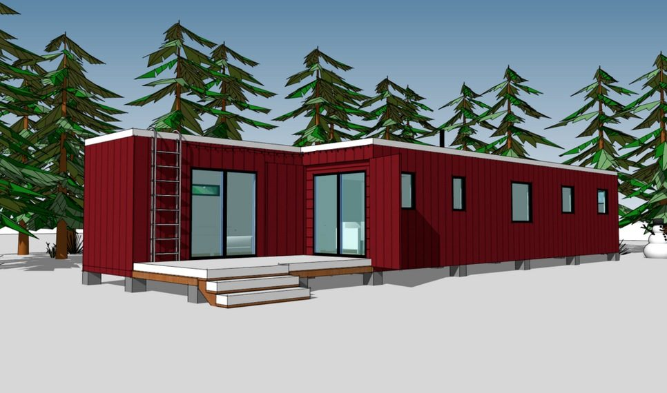 720 sq ft shipping container house plans for 720 sq ft house design in india
