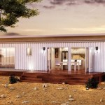 645 Sq. Ft. Shipping Container Home
