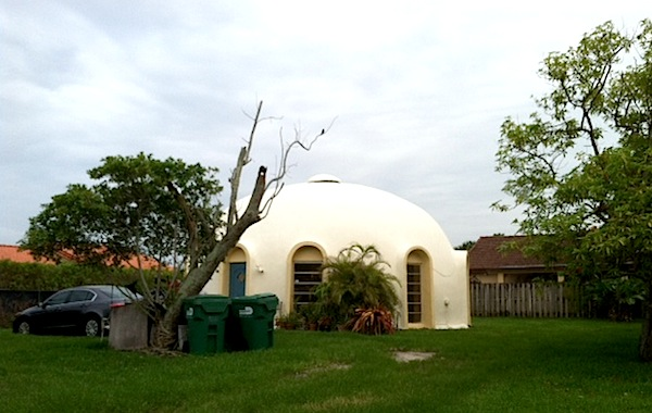 Little Dome House