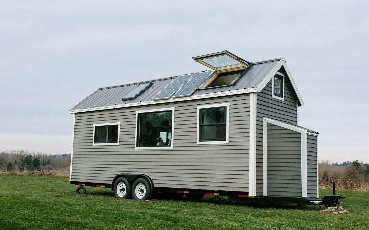 Tiny Heirloom's Larger Luxury Tiny House On Wheels