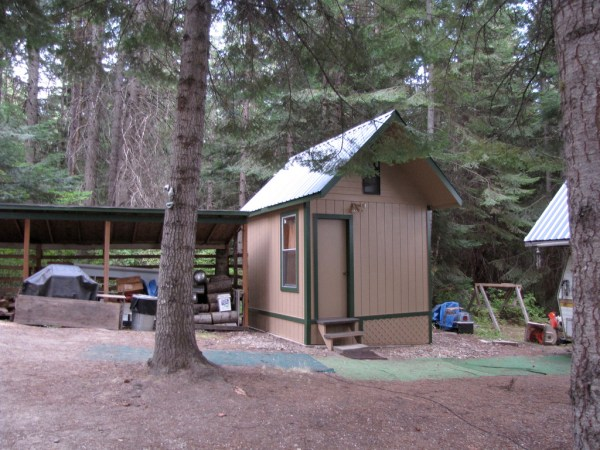 Tiny House Cabin