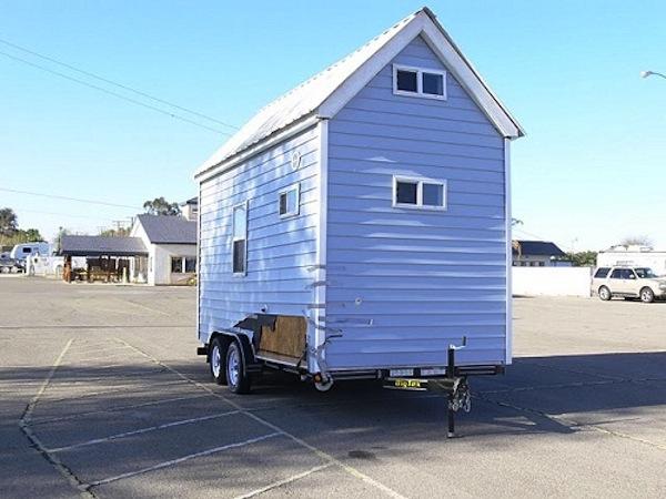 Tiny House Construction Mistake