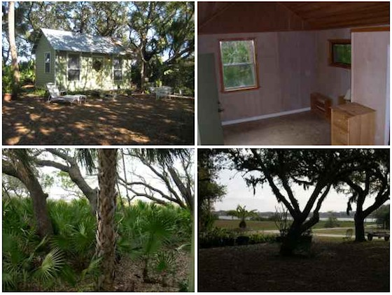 Tiny House by the Sea in St Augustine for Rent