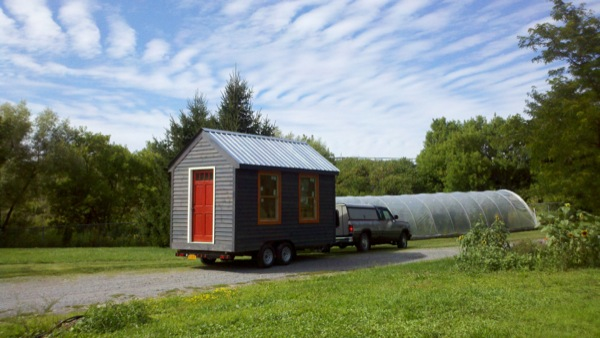 Tiny House Shell for Sale in NY