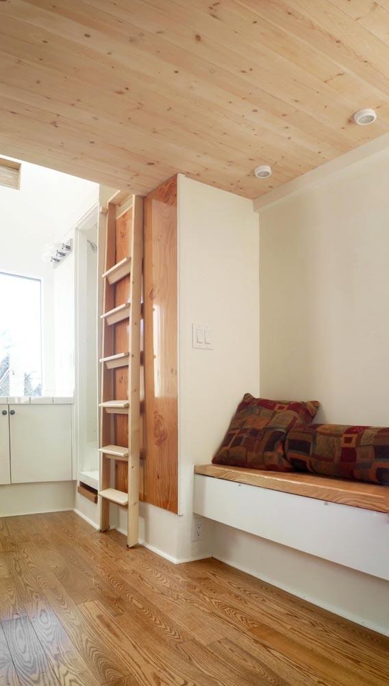 Tiny house less than 100 SF