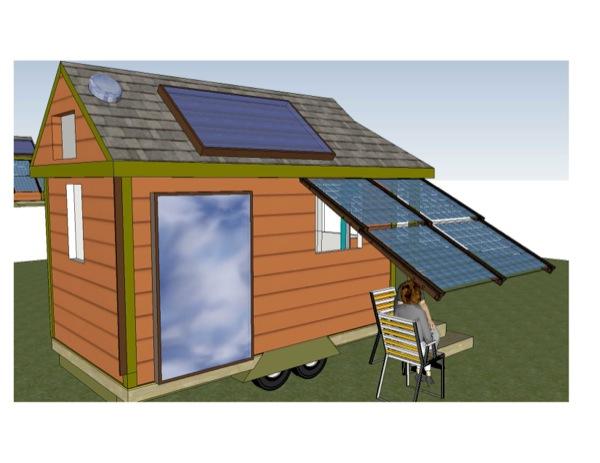 Tiny Solar House (1)