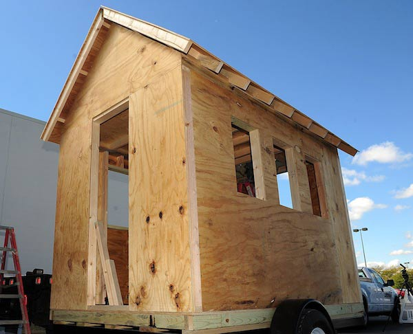 tiny house costs. Toledo Museum Of Arts Tumbleweed XS Tiny House Designed By Jay Shafer Costs