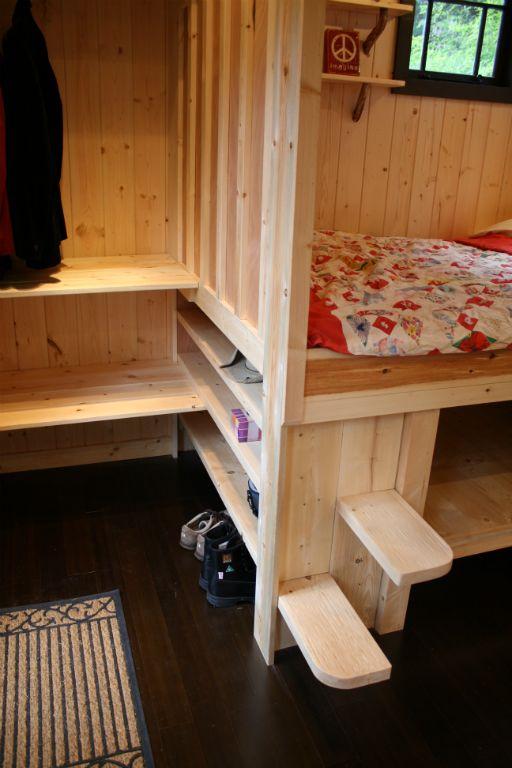 Tony S Caravan Tiny House By Hornby Island Caravans
