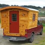 Tumbleweed Vardo Tiny House slash Gypsy Wagon Camper Plans