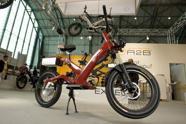 A2B Electric Motor Bicycle