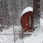 vardo in the snow