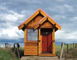 Weller Box Bungalow Tiny House Design by Jay Shafer