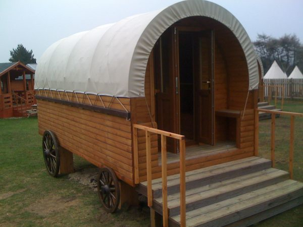 Wild West Wagon by Microlodge