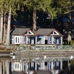 Tiny Cottages on the Lake
