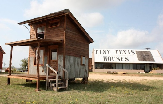 Win this Rustic Tiny Texas House