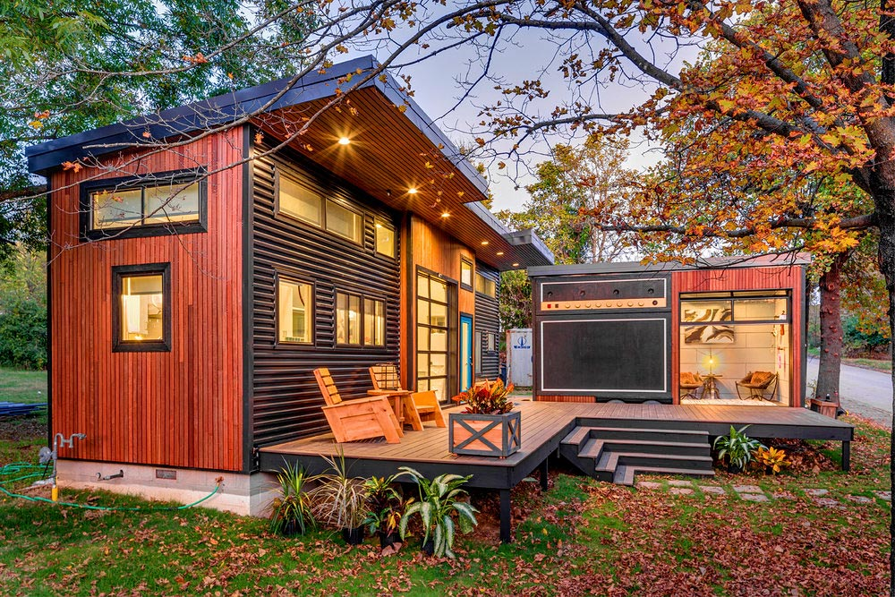 Amplified Tiny House