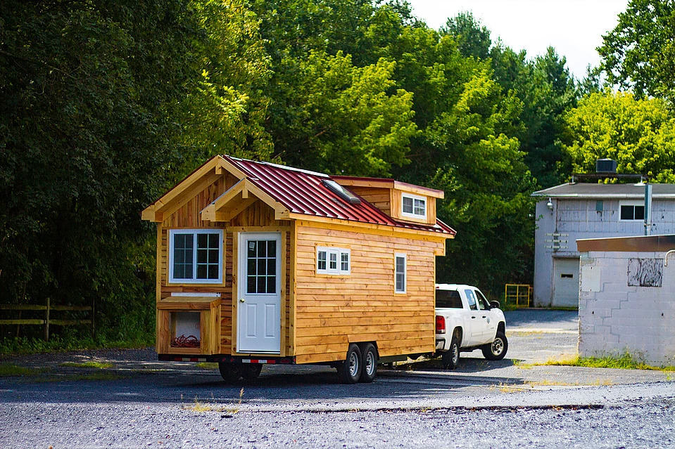 affordable tiny house shells