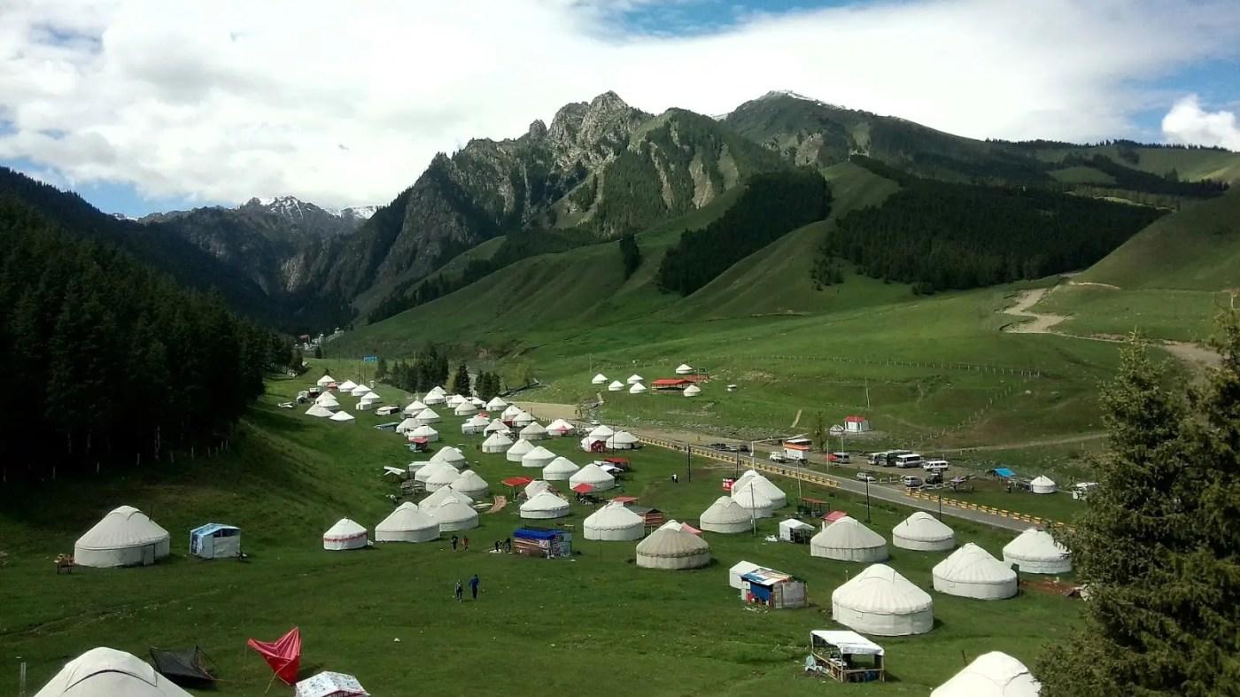 Yurt Community