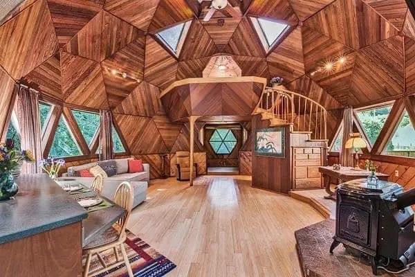 geodesic homes