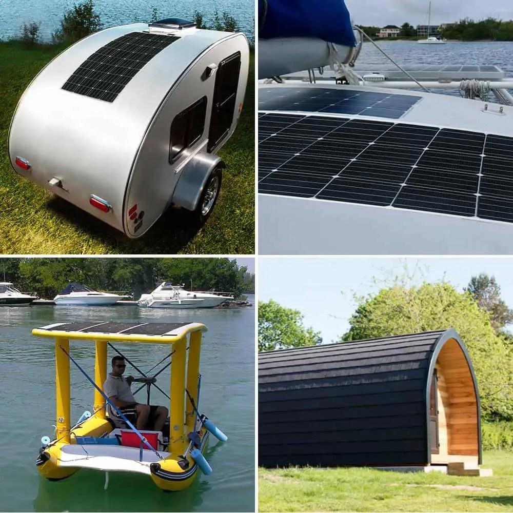 renogy flexible solar panel