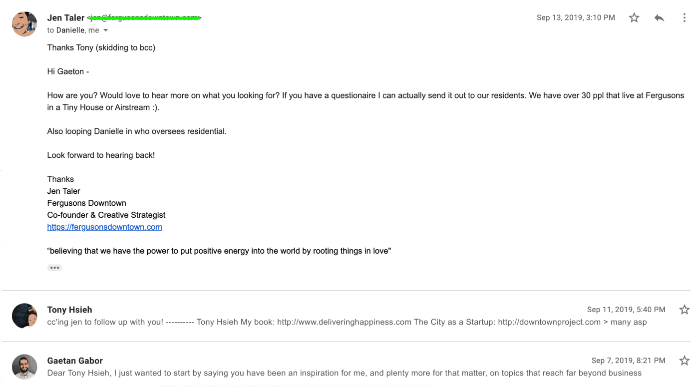Jen Taler email