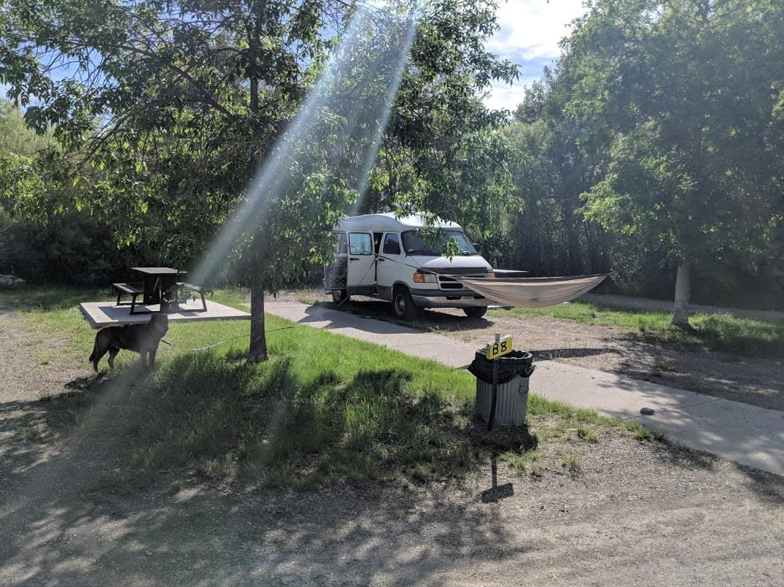 Campervan Campground