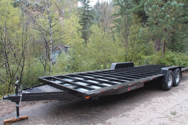 Trailer 24ft regular