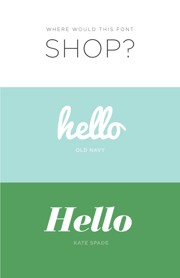 where would this font shop?