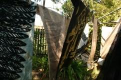 Pillow fight prints by Nancy Brown